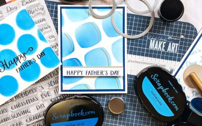 Father's Day Cards Featured on Scrapbook.com