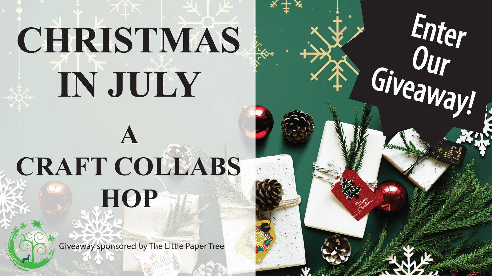 Join the Connie Can Crop monthly blog hop for tons of stocking related holiday project ideas! We have prizes too, so hop along today!