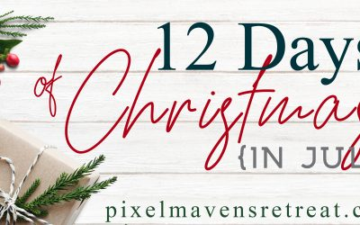 12 Days of Christmas {in July} – Winners Announcement