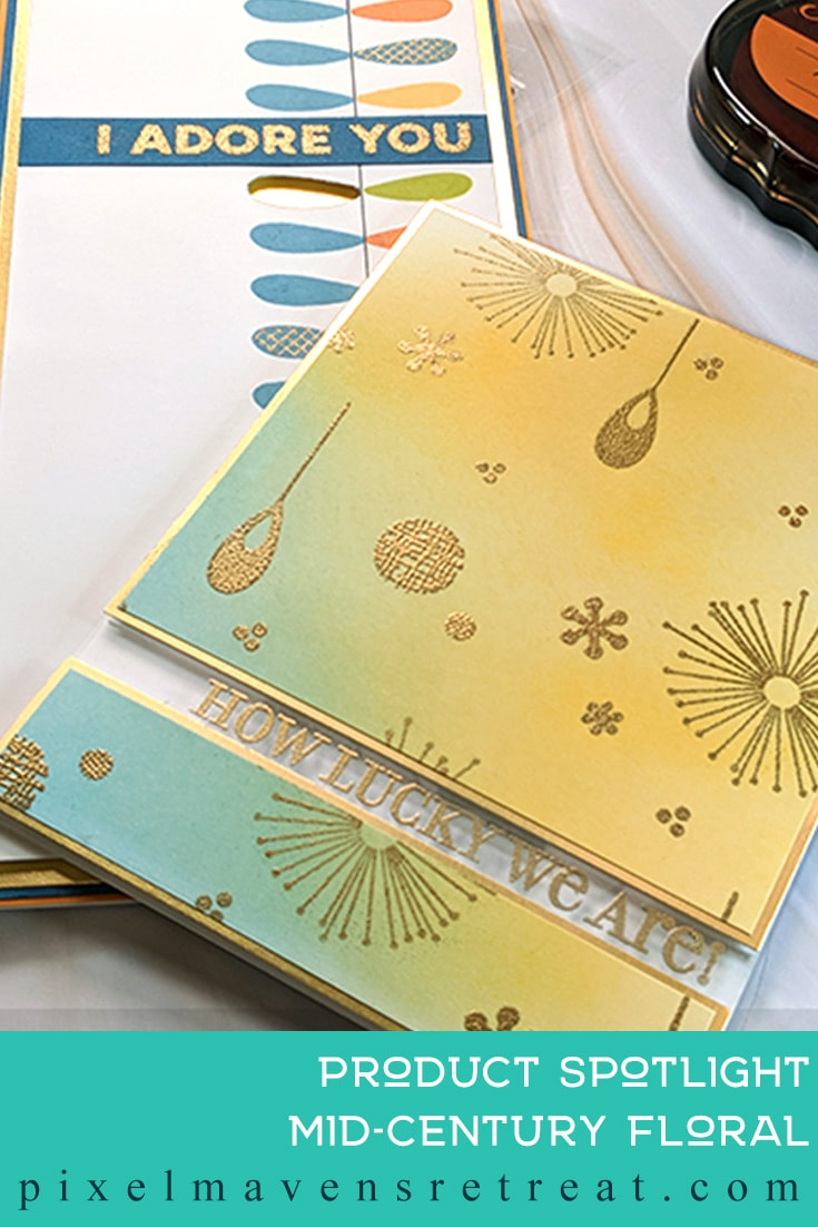 Masculine Anniversary Cards Featured on Scrapbook.com