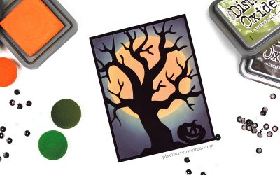 Halloween Distress Oxide Blends #5