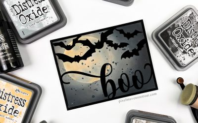 Halloween Distress Oxide Blends #6