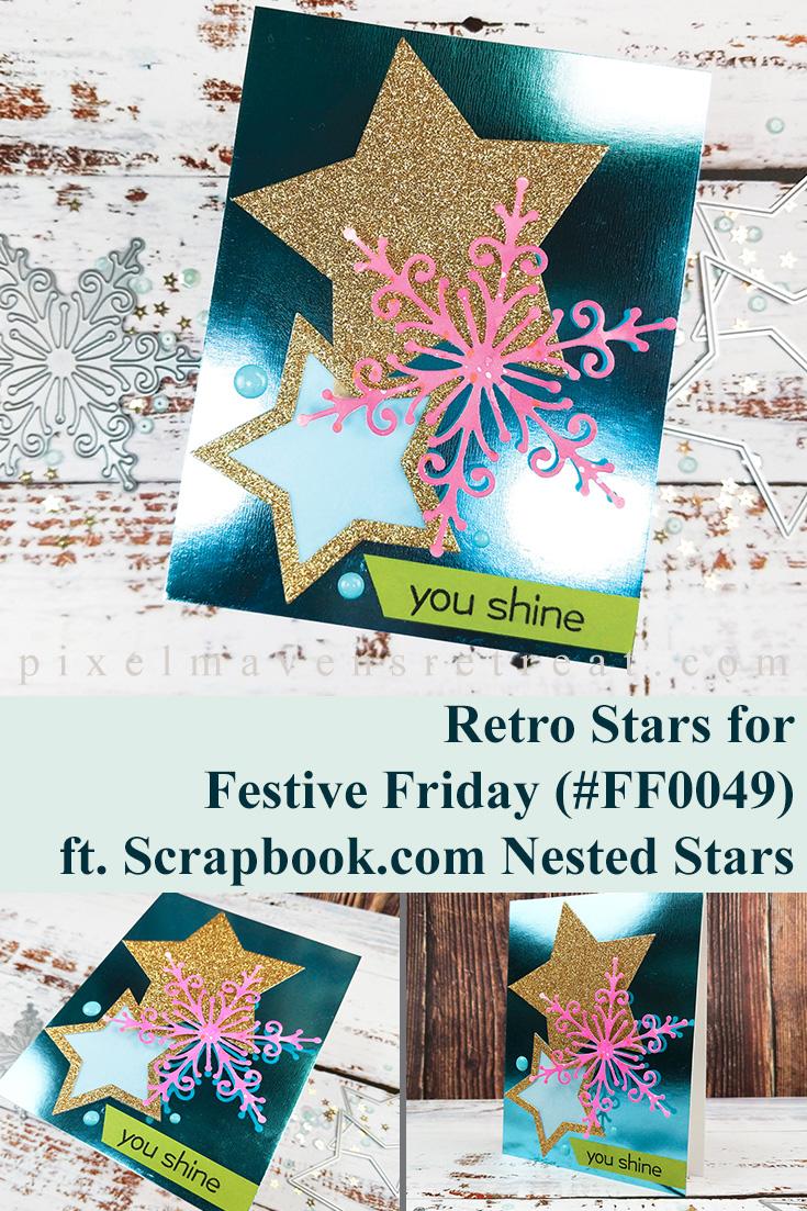 Retro Stars for Festive Friday (#FF0049)