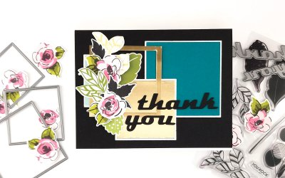 "Altenew Educator ""For the Love of Flowers"" Blog Hop and Linky Party + Giveaway"