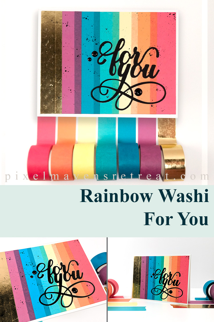 Altenew March 2020 Washi Tapes Release Blog Hop + Giveaway