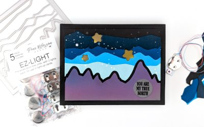 True North Light-up Card – EZ-Light Hop