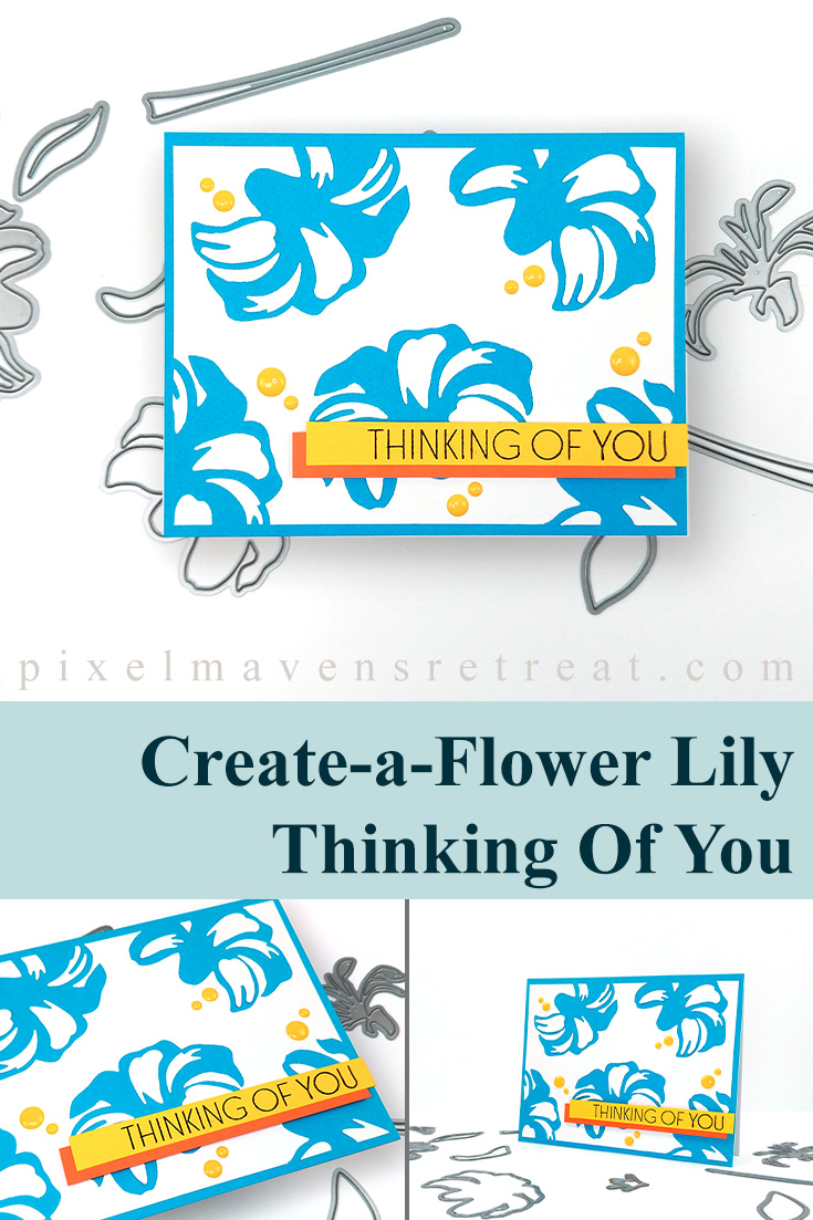 Altenew Craft-A-Flower: Lily Release Blog Hop + Giveaway