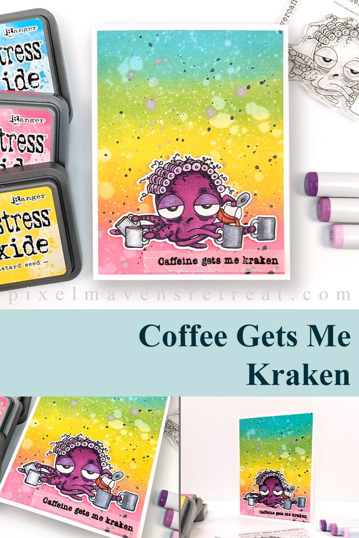 Coffee Kraken for Tic Tac Toe Challenge (TTTC063)