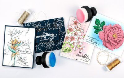 Altenew June 2020 Stamps, Dies, Stencils & More Release Blog Hop + Giveaway