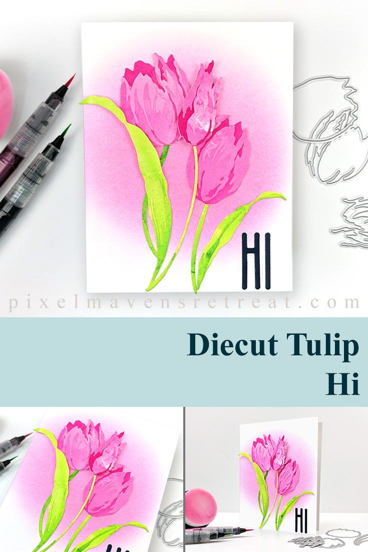 Altenew Craft-A-Flower: Tulip Release Blog Hop + Giveaway