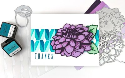 Altenew Craft-A-Flower: Dahlia Release Blog Hop + Giveaway