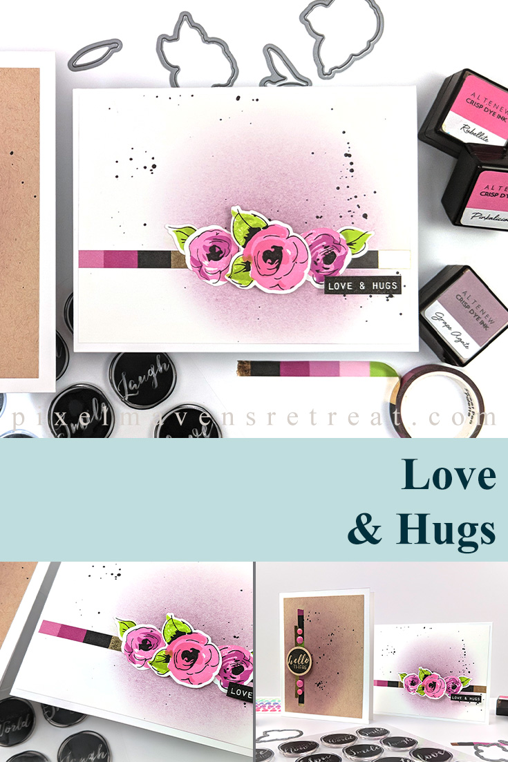Styling 2 Cards with Simple Washi Accents | Sketch Starters #008
