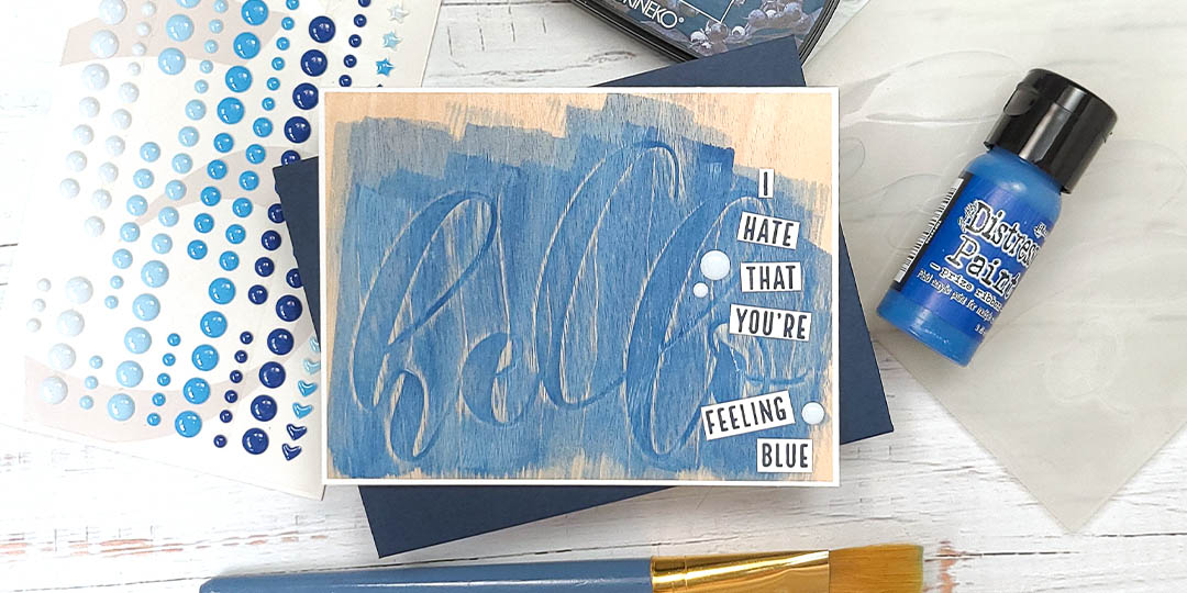 Embossed & Painted Wood Sheet – Live Stream